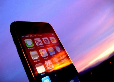 image of smart phone
