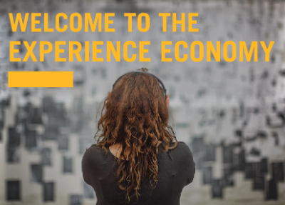 welcome to the experienced economy article Keeping up with industry buzzwords, i learned recently that we have left the service economy behind us and are now in the experience economy (technically, this happened a few years back for data and details, check out the book the experience economy by b joseph pine ii and james h gilmore that was last updated in, um.