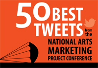 50 Best Tweets NAMPC2012 Cover